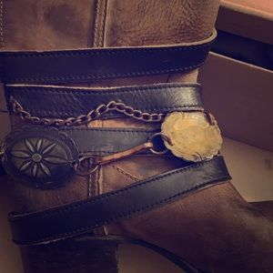Freebirds woman's boots!! Great condition
